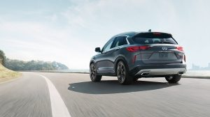 2019 INFINITI QX50 Luxury Crossover Safety